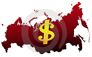 Money In Russia Royalty Free Stock Image - Image: 6674546