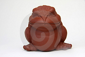 Frog Or Alligator Royalty Free Stock Photos - Image: 6675478