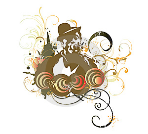 Singer Royalty Free Stock Photo - Image: 6675955