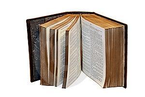 Open Bible Stock Photo - Image: 6678160