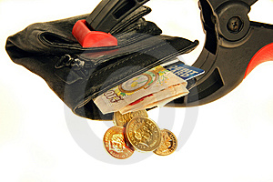 Credit Crunch Stock Photos - Image: 6678493