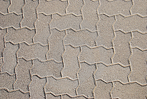 Old Sidewalk Stock Images - Image: 6682504