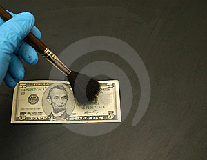 Thumb Print Royalty Free Stock Photo - Image: 6686505