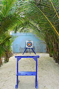 Target Archery Royalty Free Stock Photo - Image: 6686975