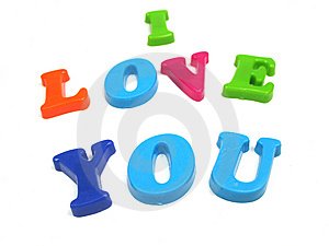 Love You Stock Photos - Image: 6687863