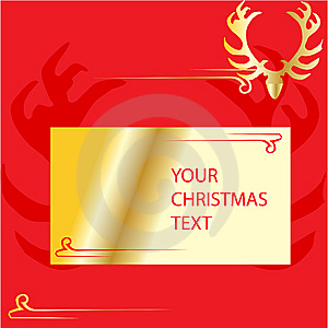 Christmas Vector Background  Royalty Free Stock Photography - Image: 6690067