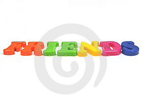 Friends ! Stock Image - Image: 6697671