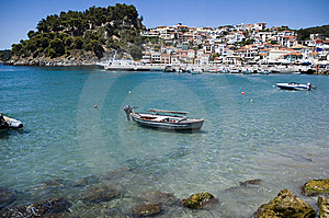 Parga Stock Photo - Image: 6701490