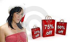 Three Dimensional Shopping Bags Royalty Free Stock Photos - Image: 6705628
