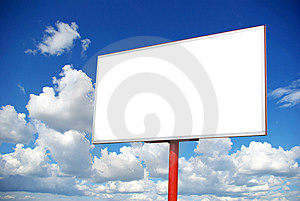 Billboard Stock Photography - Image: 6707252