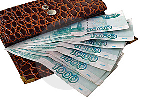 Rich Purse Stock Photo - Image: 6708140