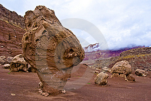 Looking For The Grand Canyon Royalty Free Stock Images - Image: 6708449