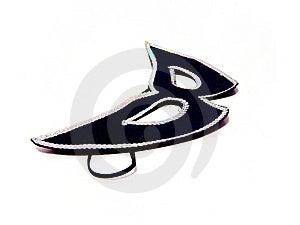 Sequined Mask Royalty Free Stock Photo - Image: 6709925