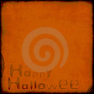 Grungy Halloween-achtergrond Stock Foto's - Beeld: 6711683