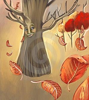 Old Tree Stock Image - Image: 6712371