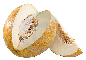 Yellow Melon Stock Images - Image: 6719494