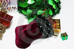 Christmas Stocking Royalty Free Stock Photography - Image: 6719937