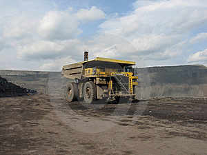 Dump Truck Royalty Free Stock Photo - Image: 6724085