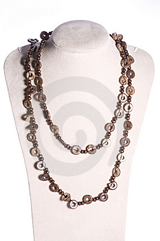 Necklace Stock Images - Image: 6727674