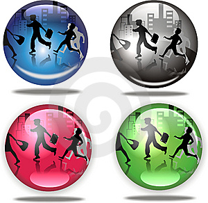 Morning Activity In The Orbs Royalty Free Stock Photography - Image: 6728177