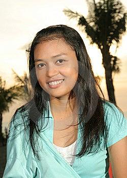 Sweet Asian Girl Royalty Free Stock Photo - Image: 6729905