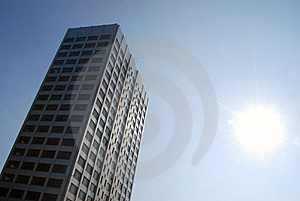 Dynamic Office Block Stock Photography - Image: 6733232