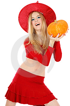 Laughing Witch Royalty Free Stock Photo - Image: 6733465