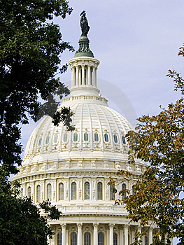 The Capitol Stock Image - Image: 6733661