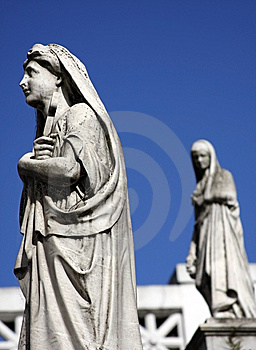 Religious Statues Stock Images - Image: 6735254