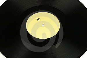 Vinyl Record Royalty Free Stock Images - Image: 6739739