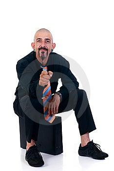 Alternative Businessman Stock Photo - Image: 6740120