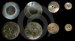 Sewing Buttons Stock Photography - Image: 6741542