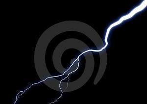 Lightning Royalty Free Stock Photos - Image: 6744938
