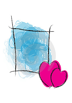 Herzlicher Gruß - Vektor Stockfotos - Bild: 6748283