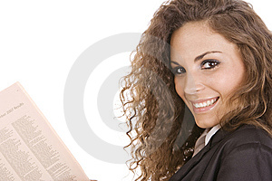Business Woman Stock Photos - Image: 6749443