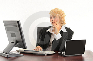 Modern Office Royalty Free Stock Photo - Image: 6751255
