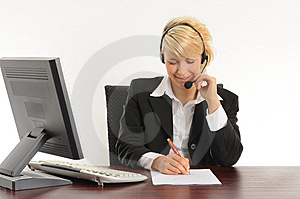 Modern Office Royalty Free Stock Image - Image: 6751346