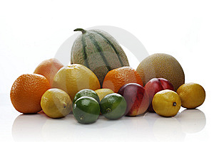 Exotic Fruits Royalty Free Stock Image - Image: 6751836