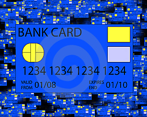 Many Credit Cards 8 Royalty Free Stock Image - Image: 6752796