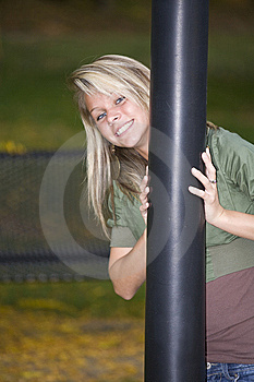 Beautiful Teenage Girl Royalty Free Stock Image - Image: 6756596