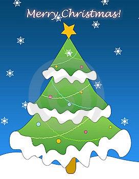 Natale che accoglie Fotografie Stock