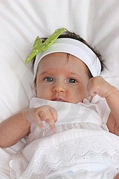 Baby Girl Stock Image - Image: 6761821