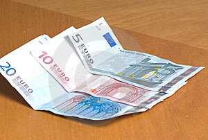 Euros Stock Photo - Image: 6765140