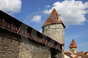 Old Castle Royalty Free Stock Photos - Image: 6766138