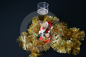 Christmas Drink Stock Photography - Image: 6766262