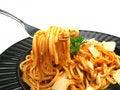 Enjoy your spaghetti