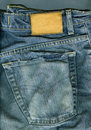 Jeans background. Stock Image