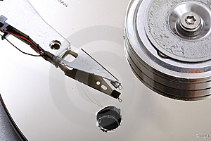 Hard Disk Error V Stock Photos - Image: 6771493