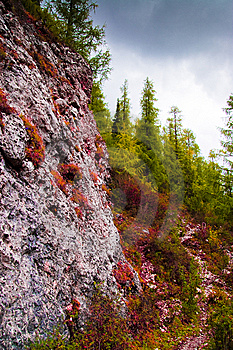 Cliff Royalty Free Stock Photos - Image: 6773038