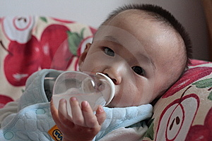 Young Baby Royalty Free Stock Photography - Image: 6774057